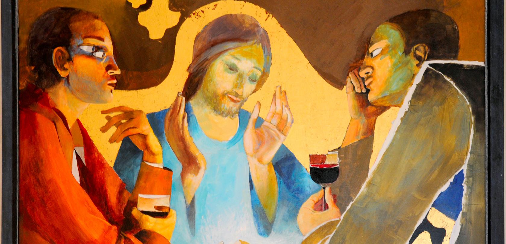 EN 2021, SOYONS SÛRS QUE LE CHRIST MARCHE À NOS CÔTÉS !