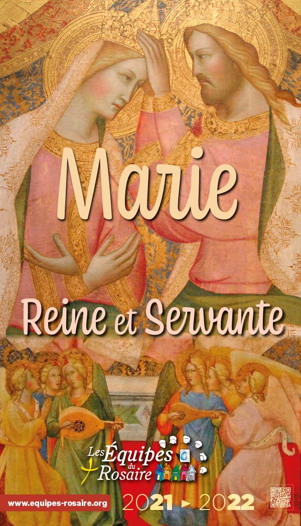 Marie, Reine et Servante – 2021